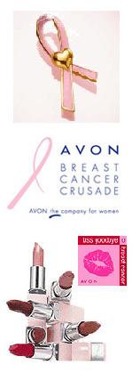 Avon: женское здоровье как способ  позиционирования